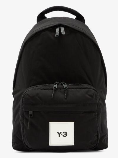 Black Techlite Tweak Backpack