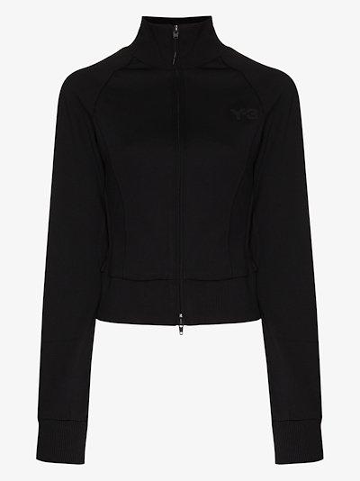 CL Zip-Up Track Jacket