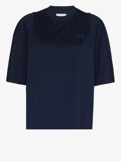 classic tonal logo T-shirt