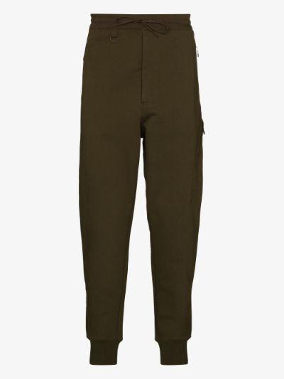 classic utility track pants