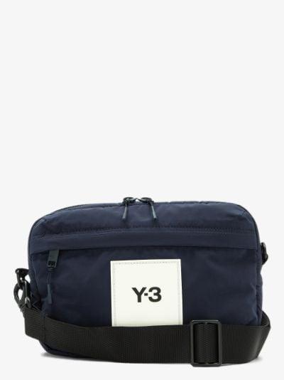 navy Classic messenger bag