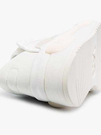 white Hokori II low top sneakers
