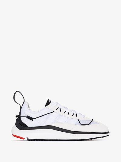 white Kaiwa low top sneakers