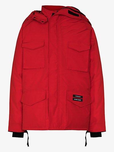 X Canada Goose Constable Parka Coat