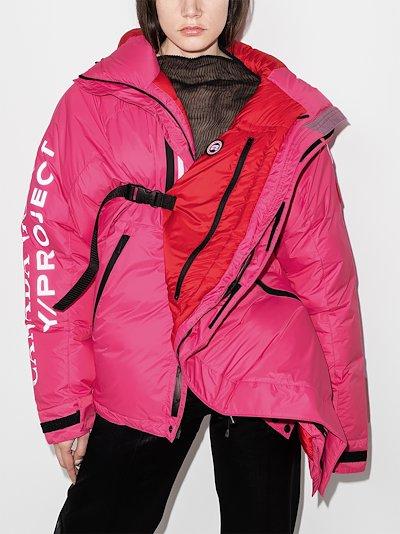 X Canada Goose Skreslet puffer jacket