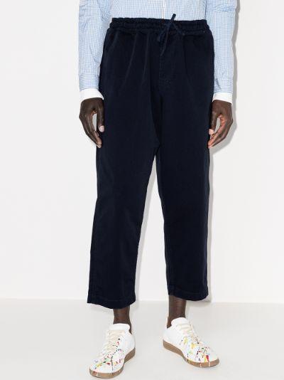 Alva Cotton Twill Trousers