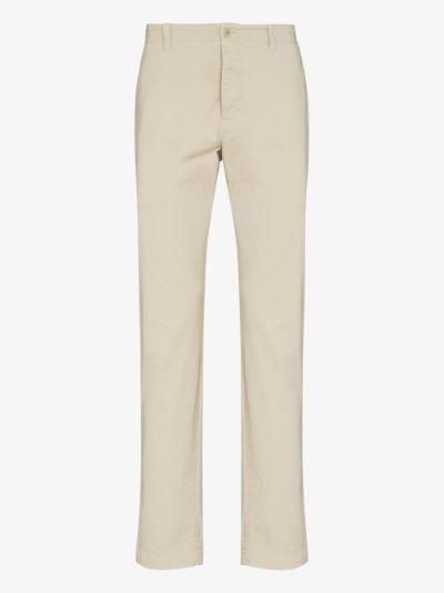 Deja Vu cotton trousers