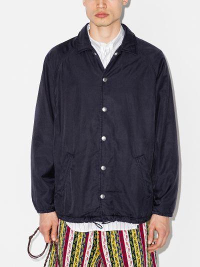 Labour button jacket