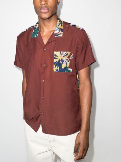 Malick Printed Short Sleeve Shirt