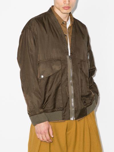 paninaro bomber jacket