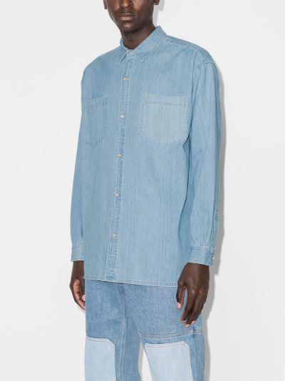 Slacker Denim Shirt