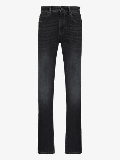 slim fit cotton jeans