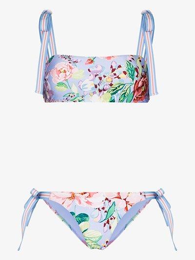 Bellitude floral print bikini