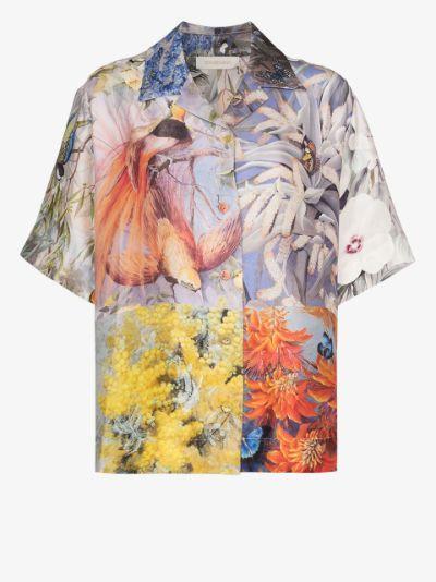Botanica Silk Shirt