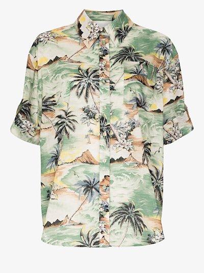 Juliette cotton shirt