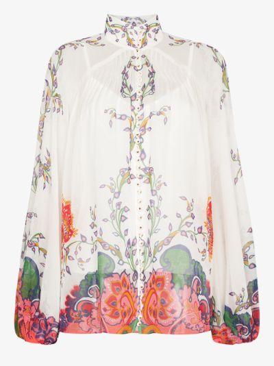 Lovestruck floral blouse