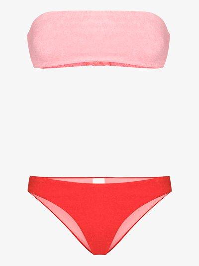 Poppy bandeau bikini